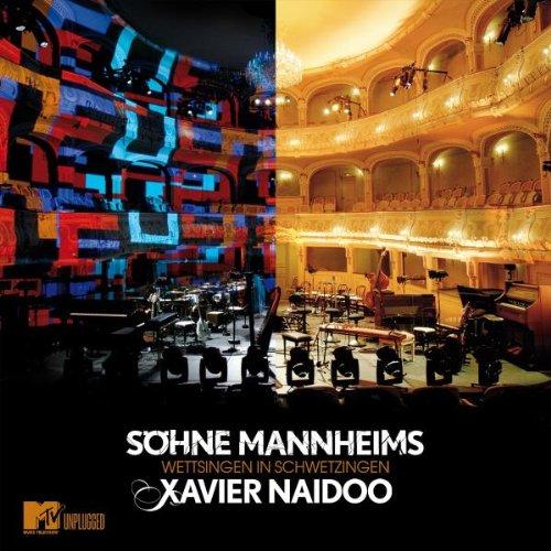 Naidoo , Xavier & Söhne Mannheims - Wettsingen in schwetzingen