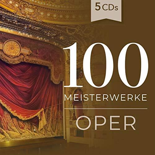 Sampler - 100 Meisterwerke Oper