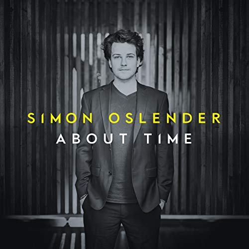Oslender , Simon - About Time