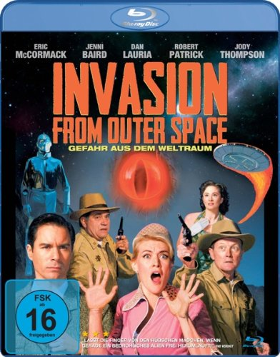 Blu-ray - Invasion from Outer Space