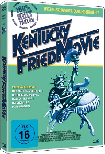 DVD - Kentucky Fried Movie