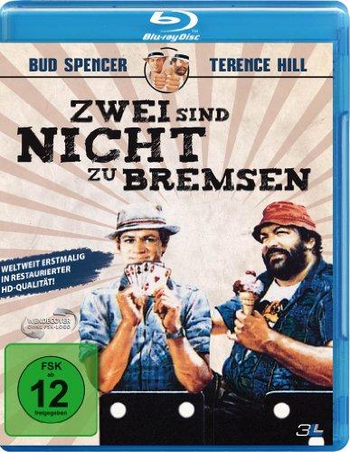 Blu-ray - Zwei sind nicht zu bremsen (Remastered)