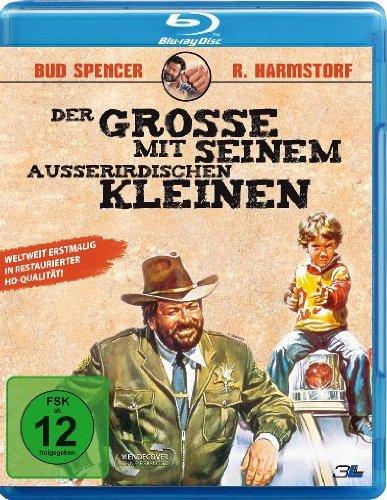 Blu-ray - Der Grosse mit seinem ausserirdischen Kleinen (Remastered)