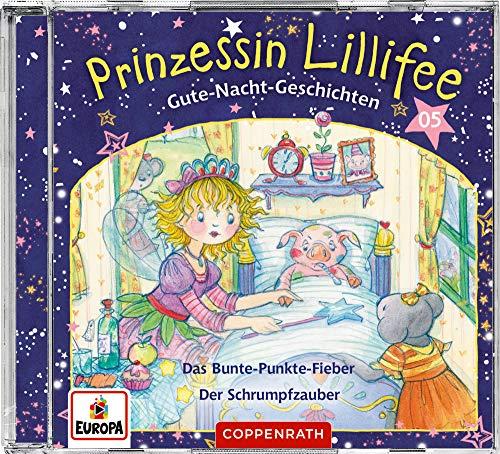 Prinzessin Lillifee - 05 - Das Bunte-Punkte-Fieber / Der Schrumpfzauber