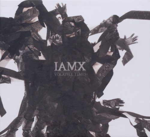 Iamx - Volatile Times (Limited Special Edition im Hardcover-Buch)