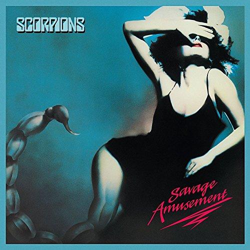 Scorpions - Savage Amusement (50th Anniversary Deluxe Edition)LP+CD [Vinyl LP]