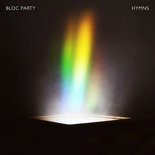 CD Cover von Bloc Party - Hymns