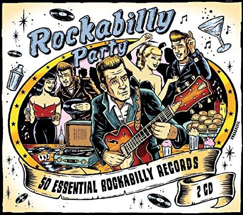 Sampler - Rockabilly Party