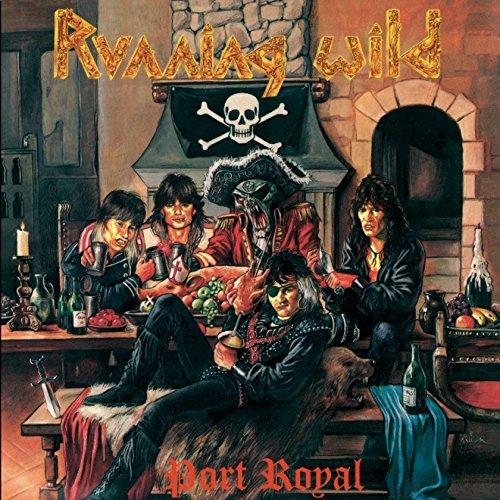 Running Wild - Port Royal (Remastered) (Vinyl)