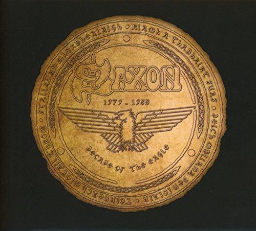 Saxon - Decade Of The Eagle (Deluxe Edition)