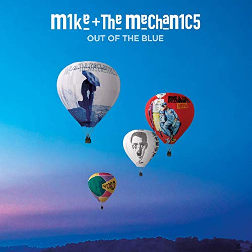Mike & The Mechanics - Out Of The Blue (2CD Deluxe Edition)