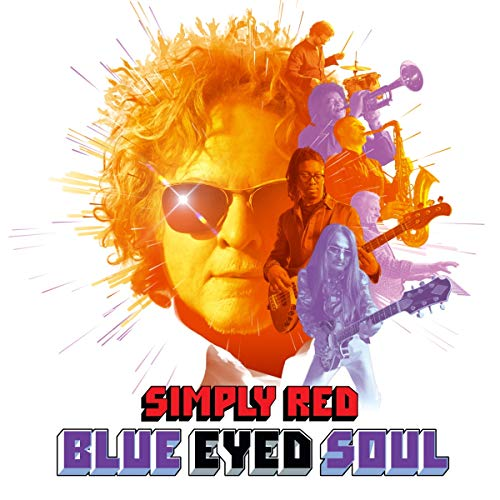 Simply Red - Blue Eyed Soul (Limited Special Signed Exclusive Edition)