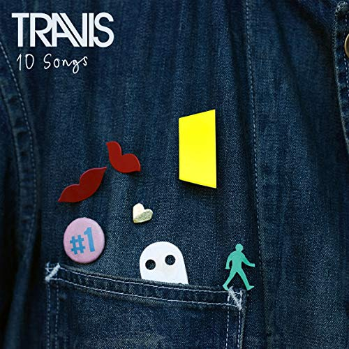 Travis - 10 Songs (Red) (Limited Edition)