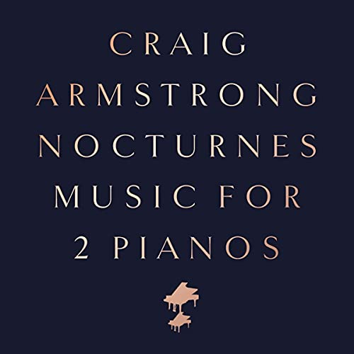 Armstrong , Craig - Nocturnes - Music for 2 Pianos (Vinyl)