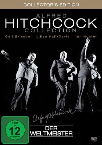 DVD - Der Weltmeister (Alfred Hitchock Collection)