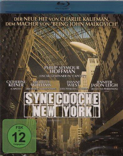 Blu-ray - Synecdoche New York