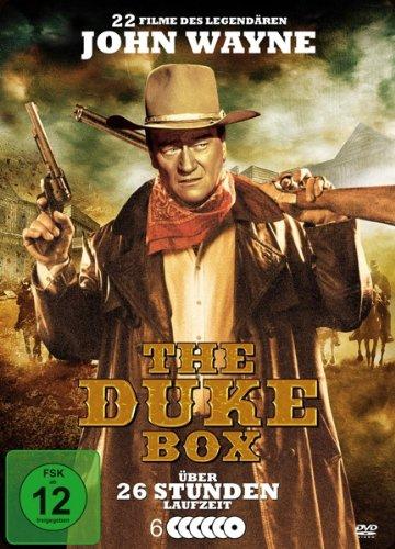 DVD - The Duke Box (22 Filme von John Wayne) (Steel Box)