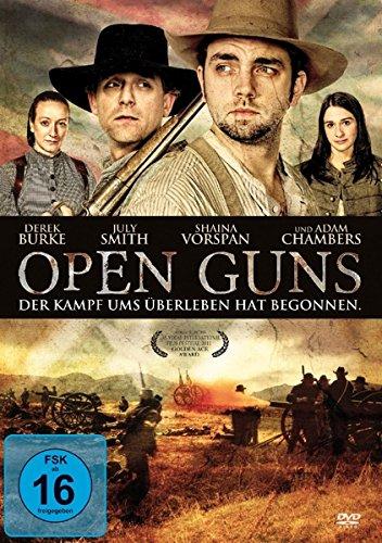 DVD - Open Guns - Der Kampf ums überleben hat begonnen