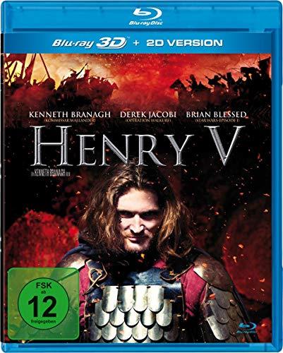 Blu-ray - Henry V 3D ( 2D Version)
