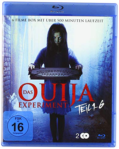 Blu-ray - Das Ouija Experiment 1-6