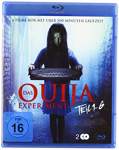 Blu-ray - Das Ouija Experiment Teil 1-6 [Blu-ray]