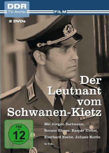 DVD - Der Leutnant vom Schwanenkietz (DDR TV-Archiv)