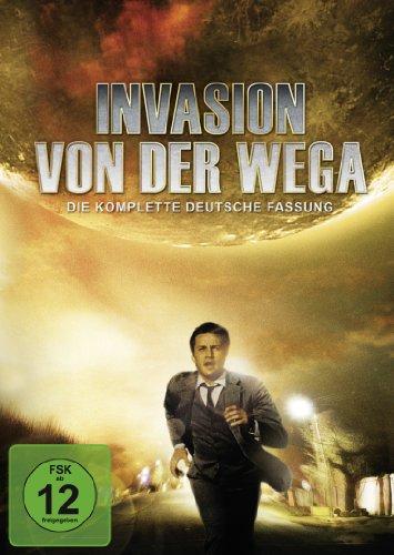 DVD - Invasion von der Wega - Die Komplette Serie (20 Folgen) (Remastered) (6 DVD BOX SET)
