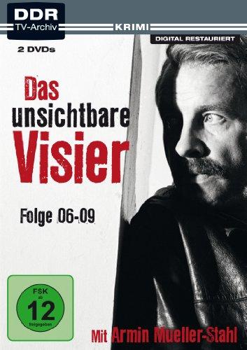 DVD - Das unsichtbare Visier - Folge 6-9