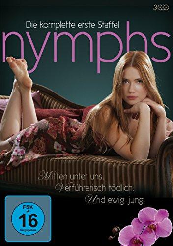 DVD - Nymphs - Staffel 1