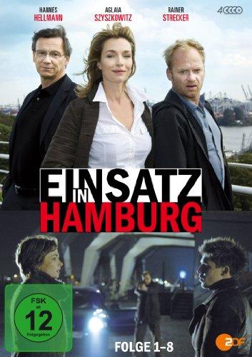 DVD - Einsatz in Hamburg - Folge 1-8