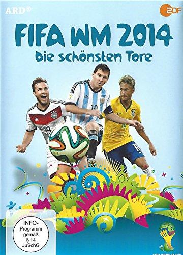 DVD - FIFA WM 2014 Die schönsten Tore
