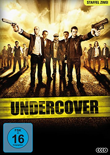 DVD - Undercover - Staffel 2