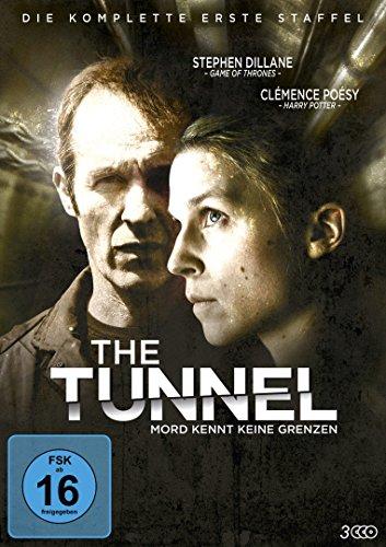DVD - The Tunnel - Staffel 1