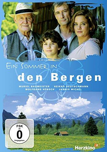 DVD - Ein Sommer in den Bergen (Herzkino)
