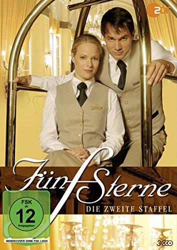 DVD - Fünf Sterne, Die komplette zweite Staffel (3 DVDs)
