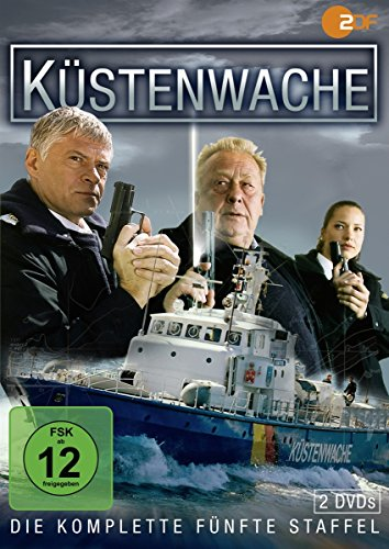 DVD - Küstenwache - Staffel 5