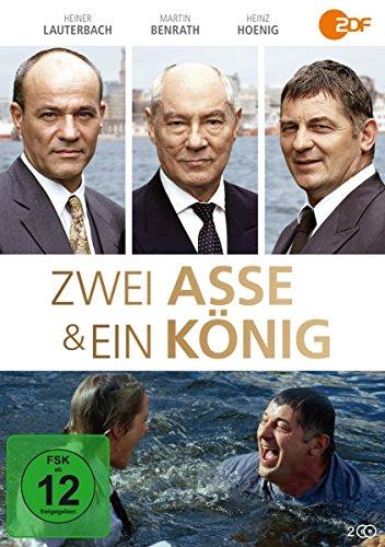 DVD - Zwei Asse & ein König (2 DVDs)