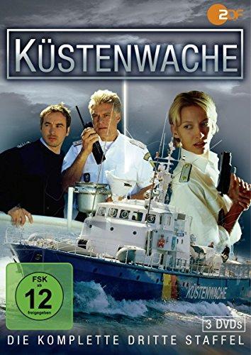 DVD - Küstenwache - Staffel 3