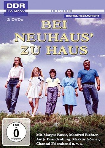 - Bei Neuhaus' zu Haus (DDR TV-Archiv) [2 DVDs]