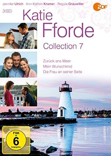 DVD - Katie Fforde: Collection 7 (Zurück ans Meer / Mein Wunschkind / Die Frau an seiner Seite)