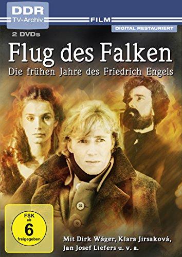 DVD - Flug des Falken - Die frühen Jahre des Friedrich Engels (DDR TV-ARCHIV)
