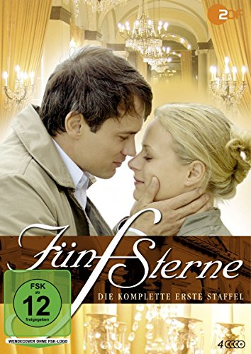 DVD - Fünf Sterne, Die komplette erste Staffel (4 DVDs)