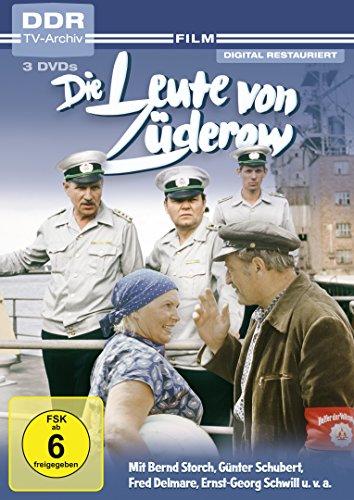 DVD - Die Leute von Züderow (Remastered) (DDR TV-Archiv - Film)