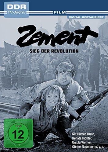 DVD - Zement - Sieg der Revolution (DDR TV-Archiv)