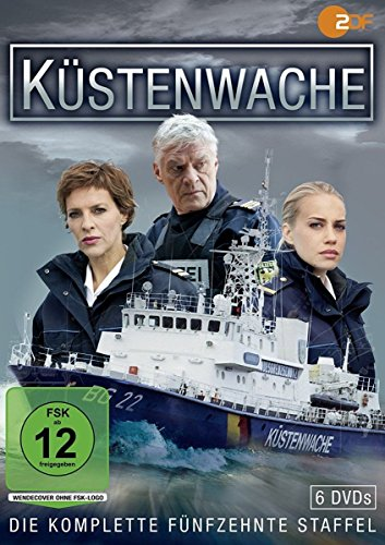 DVD - Küstenwache - Staffel 15