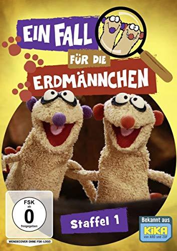 DVD - Ein Fall für die Erdmännchen -Staffel 1
