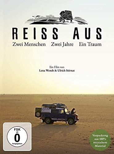 DVD - Reiss aus - Zwei Menschen. Zei Jahre. Ein Traum