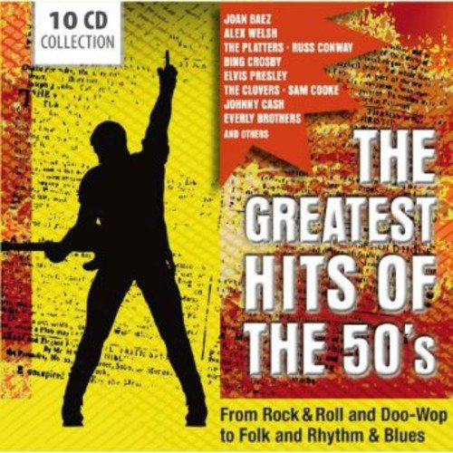 Sampler - The Greatest Hits of the 50's