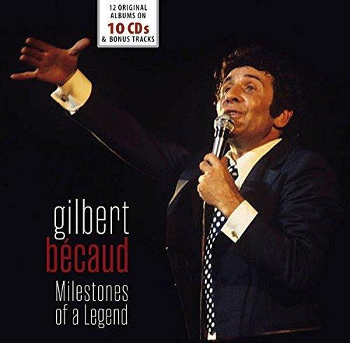 Becaud , Gilbert - Milestones of a Legand