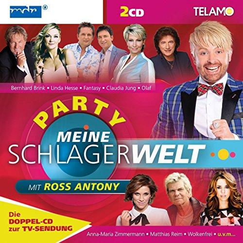 Sampler - Meine Schlagerwelt - Party mit Ross Antony
